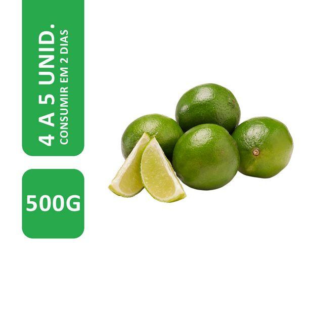 Oferta de Limão Tahiti Hortmix 500g por R$3,49