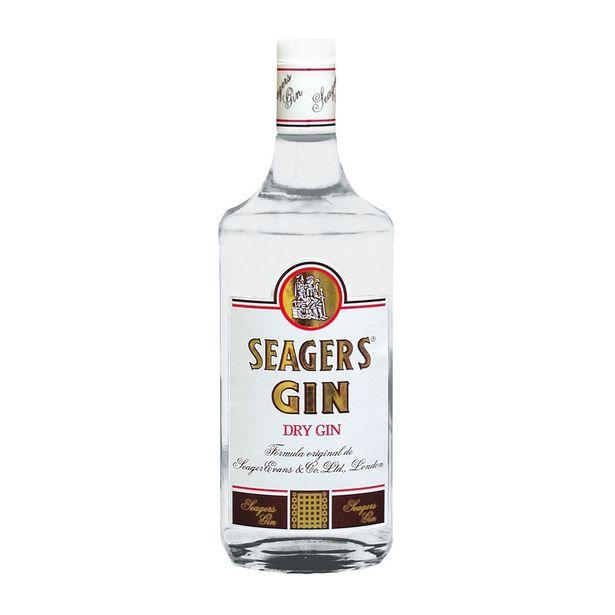 Oferta de Gin Seagers Dry 750 ml por R$42,69