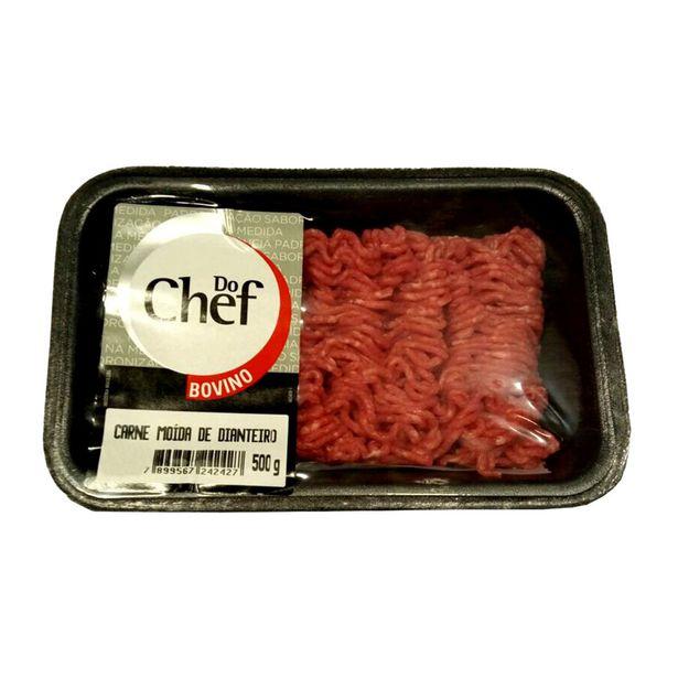 Oferta de Carne Moída Resfriada de Dianteiro Do Chef 500g por R$18,89