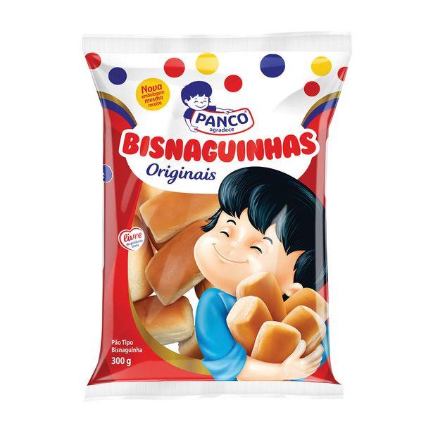 Oferta de Bisnaguinha Panco 300g por R$6,6
