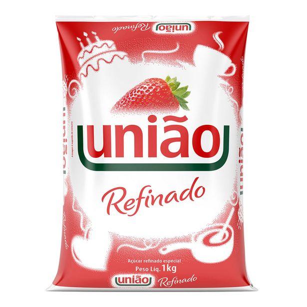 Oferta de Açúcar Refinado União 1Kg por R$2,37