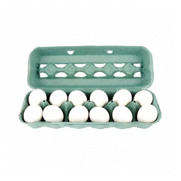Oferta de Ovos Brancos Carrefour com 12 Unidades por R$8,89