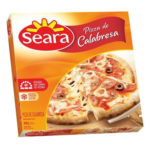 Oferta de Pizza de Calabresa Seara 460g por R$13,85