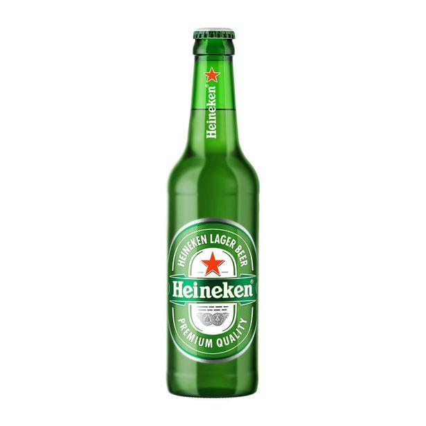Oferta de Cerveja Heineken Premium Pilsen Lager 600ml por R$8,9