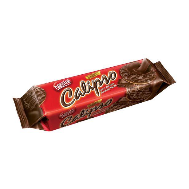 Oferta de Biscoito Chocolate Calipso 130g por R$5,55