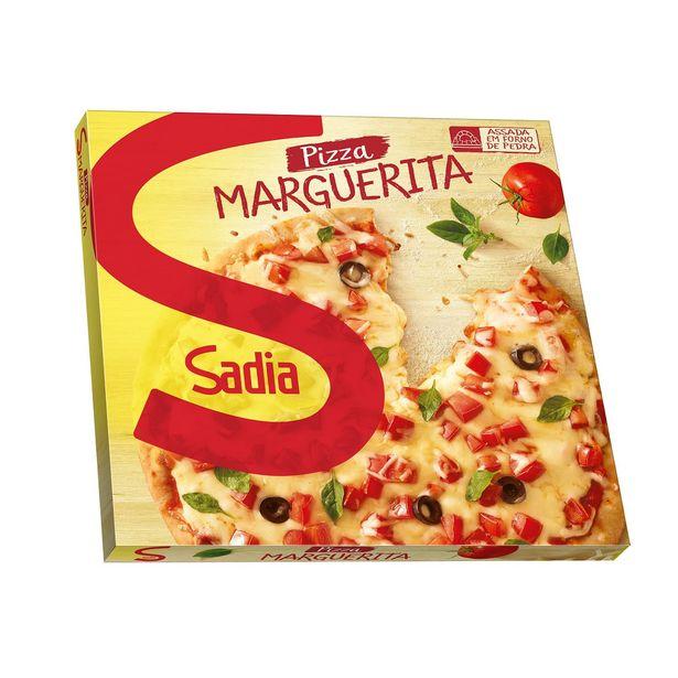 Oferta de Pizza de Marguerita Sadia 460g por R$15,99