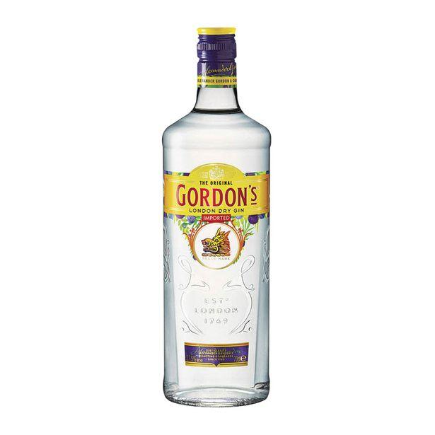 Oferta de Gin Gordon´s Clássico 750ml por R$69,9