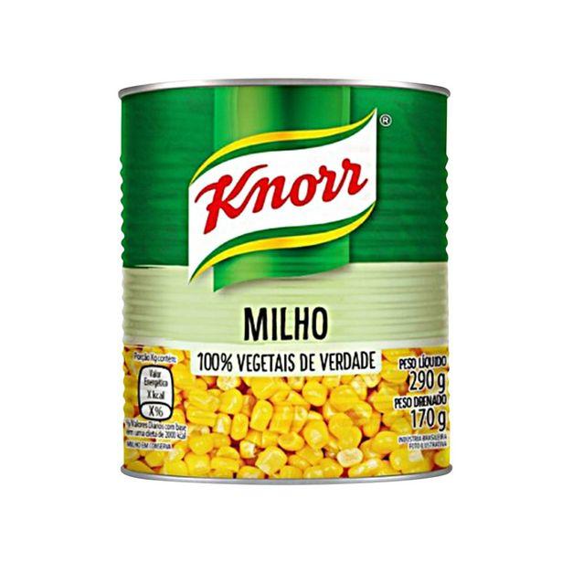 Oferta de Milho Verde em Conserva Knorr 290g por R$2,4