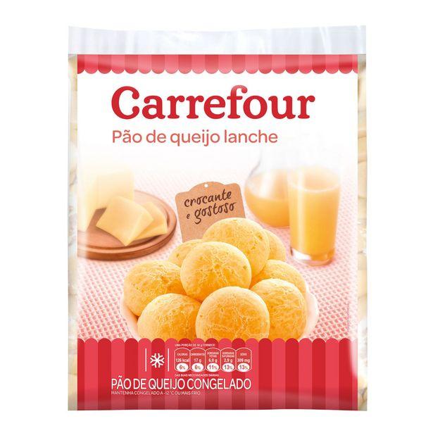 Oferta de Pão de Queijo Lanche Carrefour 1Kg por R$17,29