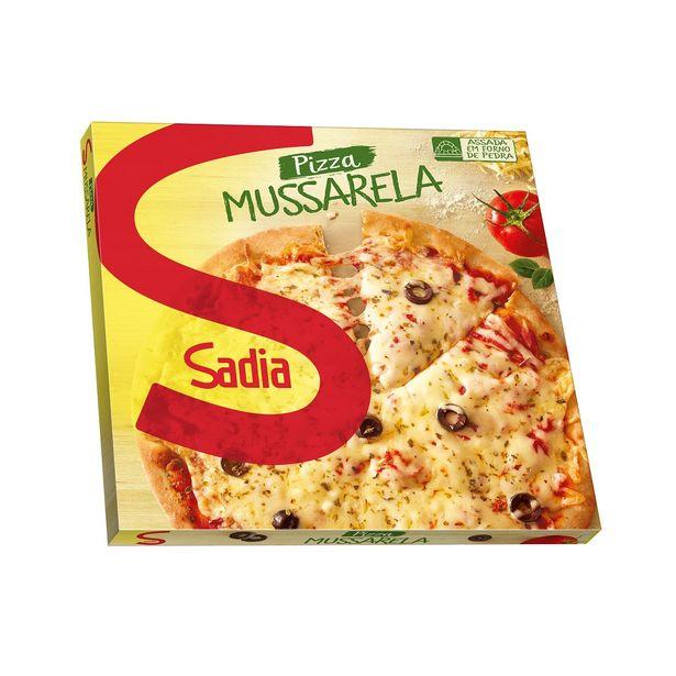 Oferta de Pizza de Muçarela Sadia 460g por R$15,99