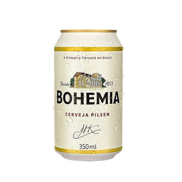 Oferta de Cerveja Bohemia Pilsen  350ml por R$2,69