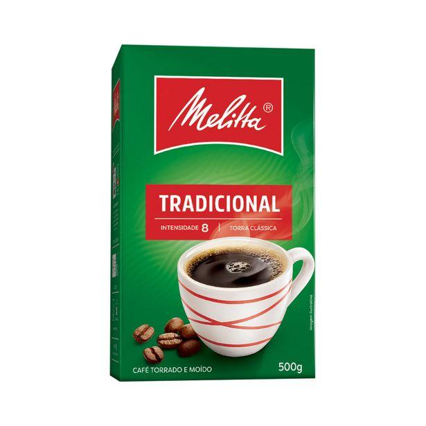Oferta de Café em Pó Melitta 500g por R$10,9