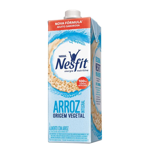 Oferta de Leite de Arroz Integral sem Lactose Nesfit 1 Litro por R$13,89