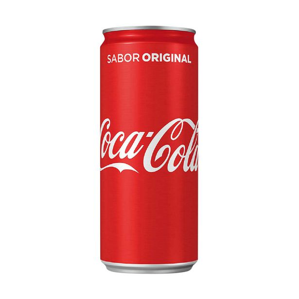 Oferta de Coca-Cola 310ml por R$1,99