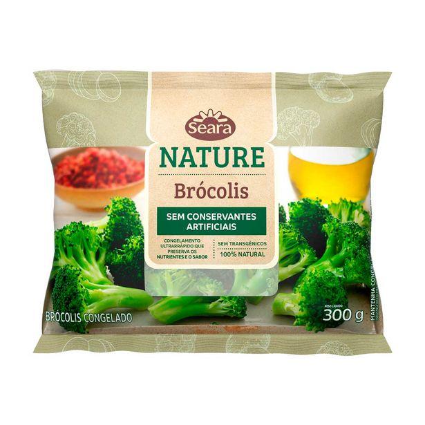 Oferta de Brócolis Congelado Seara Florete 300 g por R$10,29
