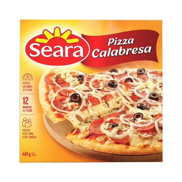 Oferta de Pizza de Calabresa Seara 460 g por R$13,89