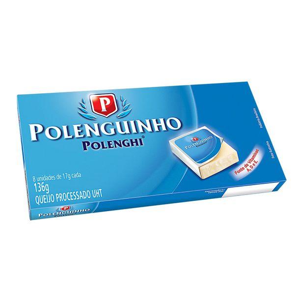 Oferta de Queijo Processado em Cubos Polenguinho 136g por R$7,9