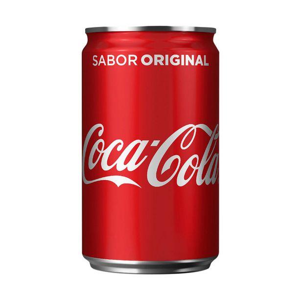 Oferta de Coca Cola 220ml por R$2,05