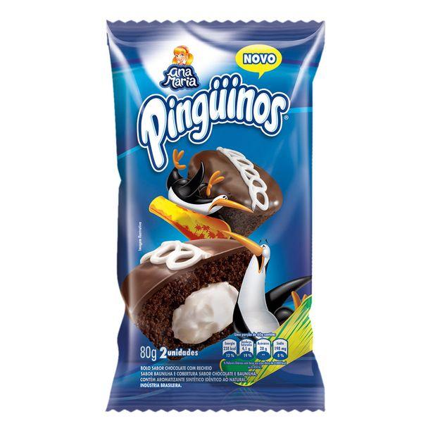Oferta de Mini Bolo de Chocolate e Baunilha Ana Maria 80g por R$2,95