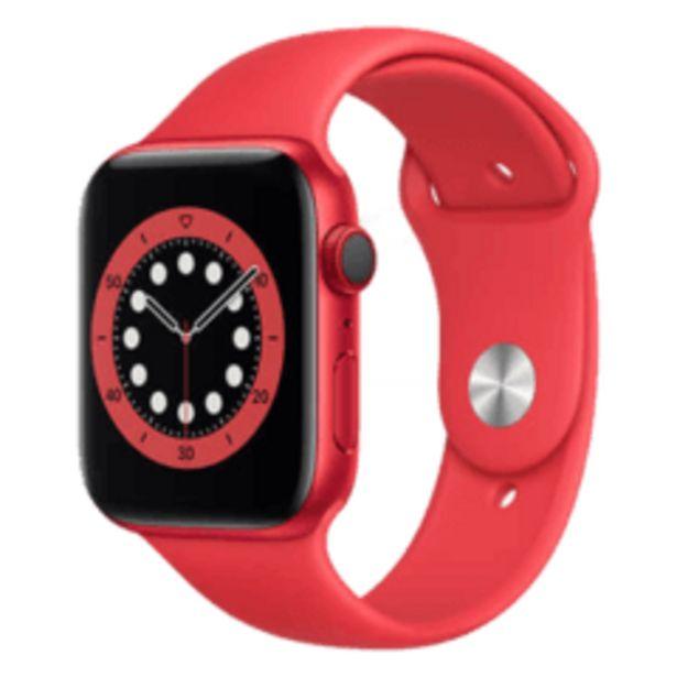 Oferta de APPLE WATCH S6 44 por R$5399
