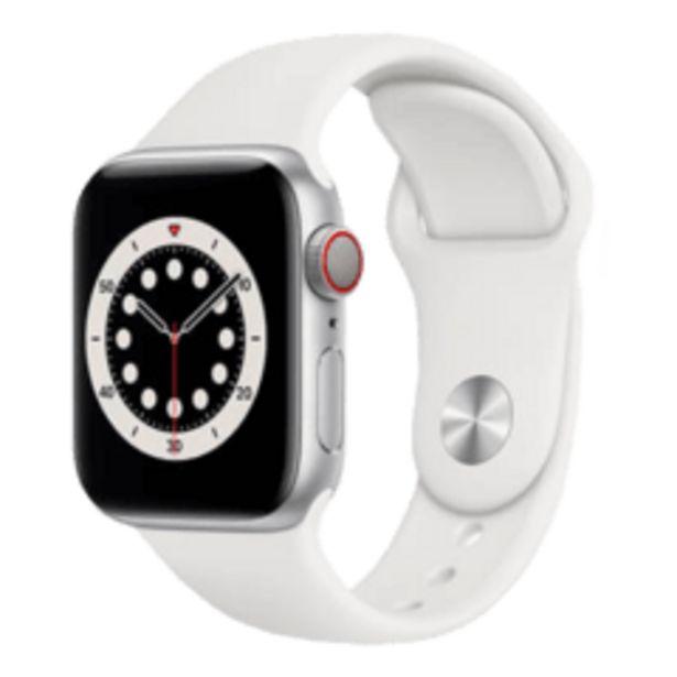 Oferta de APPLE WATCH S6 40 por R$5199