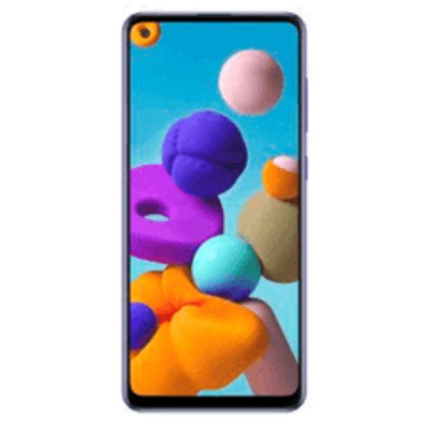 Oferta de Samsung Galaxy A21s por R$1209