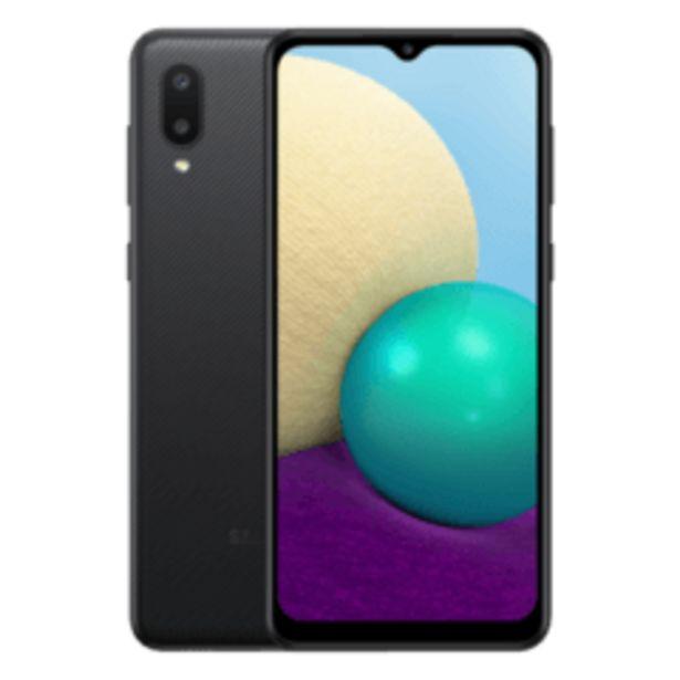Oferta de Samsung Galaxy A02 por R$879