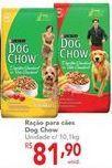 Oferta de Ração para cães Dog Chow por