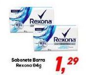 Oferta de Sabonete Rexona por