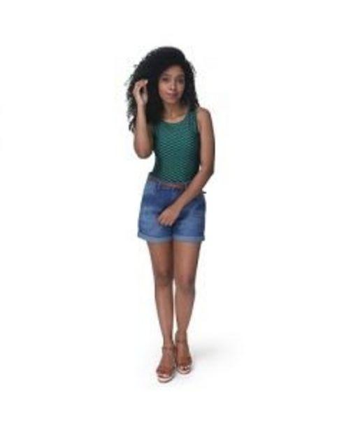 Oferta de Maiô Feminino Regata - Leque por R$89,99