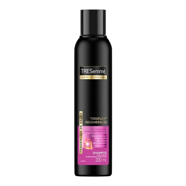 Oferta de Shampoo Tresemmé Tresplex 200ml por R$6,2