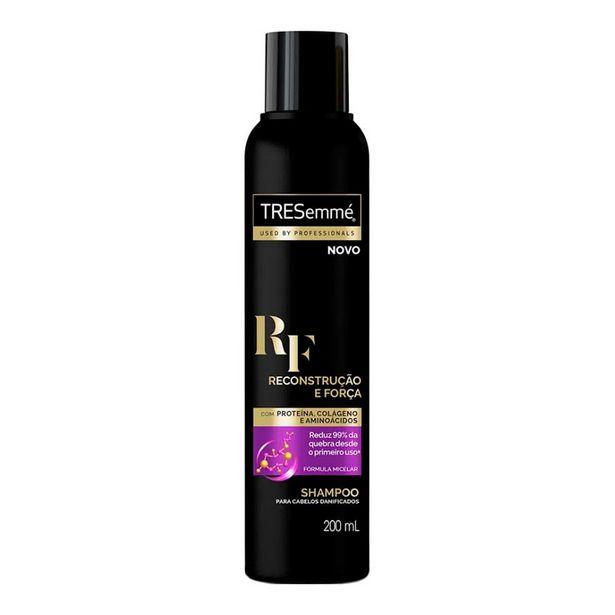 Oferta de Shampoo Tresemmé Reconstrução e Força 200ml por R$6,2