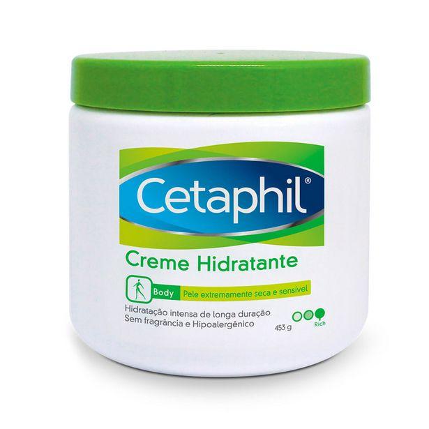 Oferta de Creme Hidratante Cetaphil 453g por R$78,56