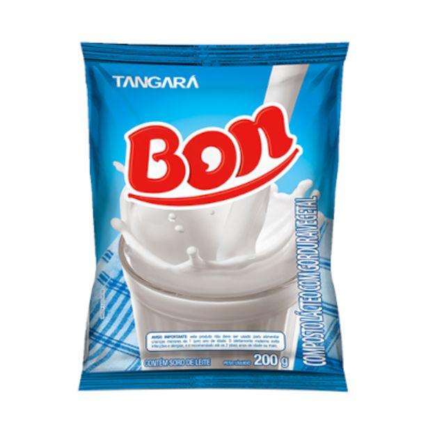 Oferta de Composto Lácteo em Pó pacote 200g - Bon por R$3,09