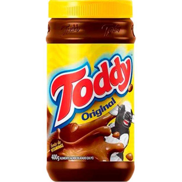 Oferta de Achocolatado em Pó pote 400g - Toddy por R$4,39