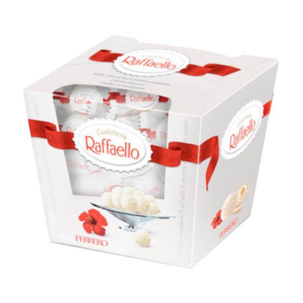 Oferta de Bombom chocolate 150g - Ferrero Rocher/Raffaello por R$18,99