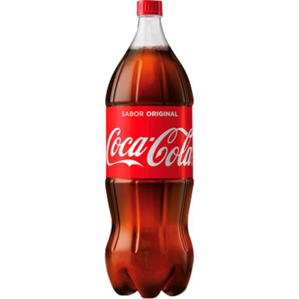 Oferta de Refrigerante Coca Cola pet 2Litros - Coca Cola por R$6,46