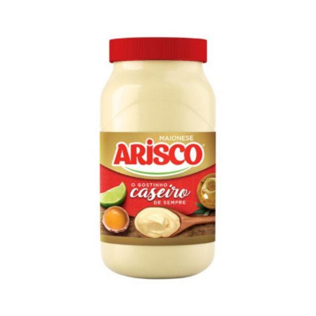Oferta de Maionese pote 500g - Arisco por R$3,57