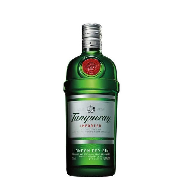 Oferta de Gin Tanqueray London Dry - 750ml por R$119,9