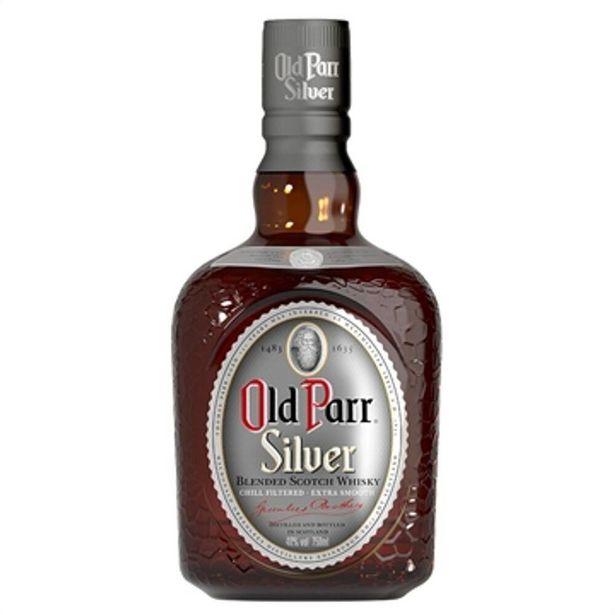 Oferta de Whisky Old Parr Silver - 1L por R$109,9