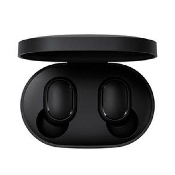 Oferta de Fone de Ouvido Bluetooth Xiaomi Mi True Wireles... por R$229