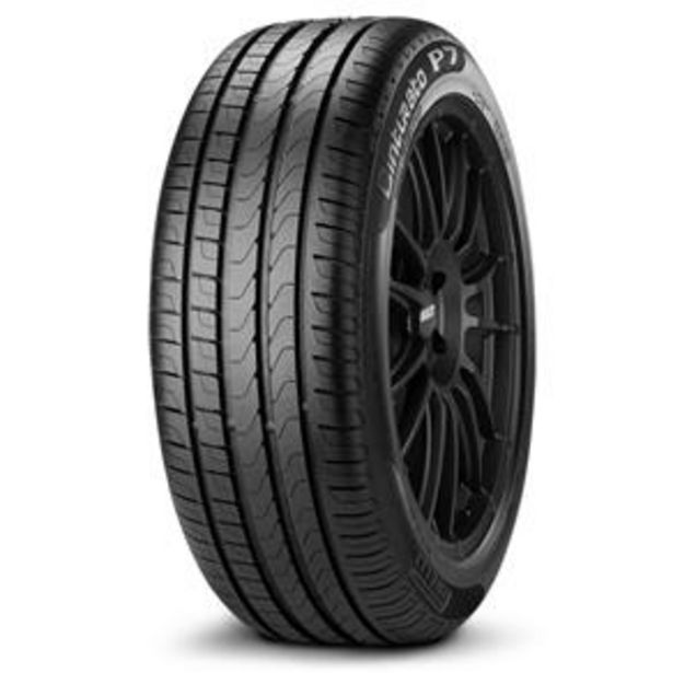Oferta de Pneu Aro 17 Pirelli 215/50R17 91V Cinturato P7 por R$489