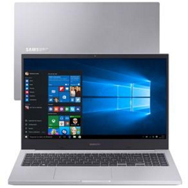 Oferta de Notebook Samsung Book X40 Intel Core i5-10210U ... por R$3999
