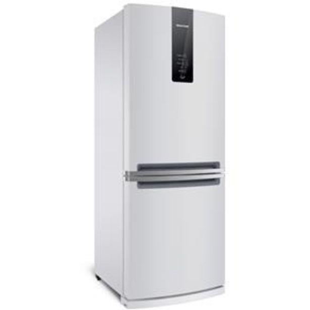 Oferta de Refrigerador Brastemp Inverse BRE57AB Frost Fre... por R$3429