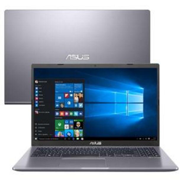 """Oferta de Notebook Asus Core i5-1035G1 8GB 1TB Tela 15.6""""... por R$3999"""