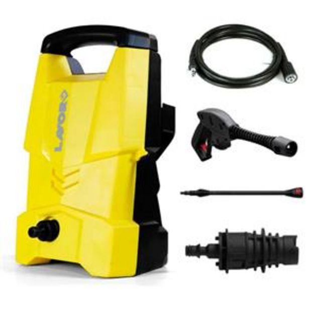 Oferta de Lavadora de Alta Pressão Lavor One 120 - 1.600 W por R$299,9