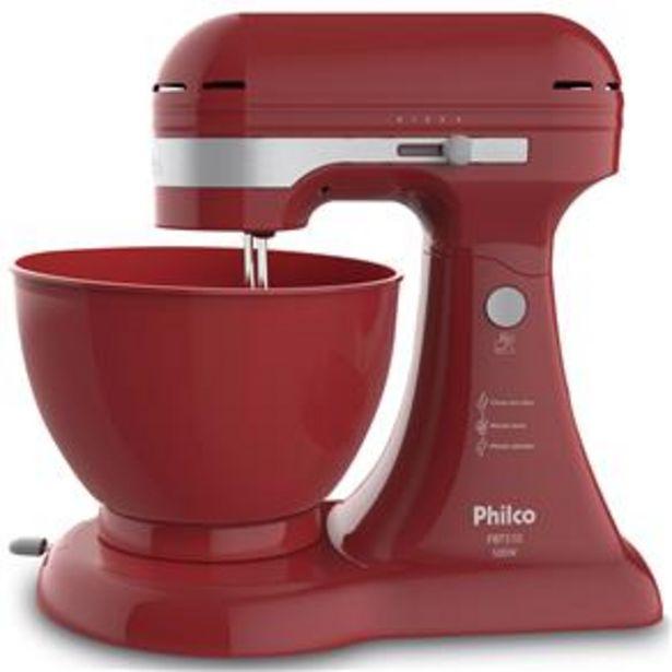 Oferta de Batedeira Philco PBT510V com 4 Velocidades + Tu... por R$239,9