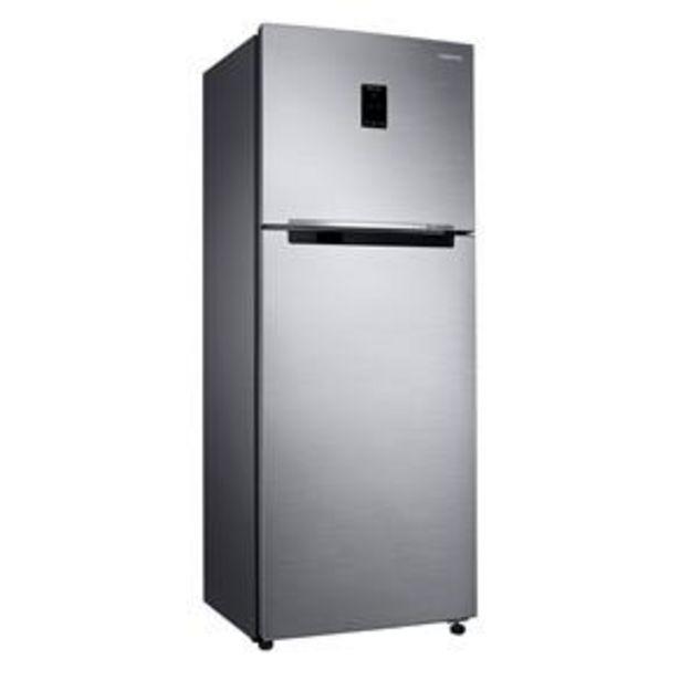 Oferta de Refrigerador Samsung Inverter Frost Free RT38K5... por R$3099