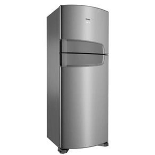 Oferta de Refrigerador Consul CRM54BK Frost Free Duplex 4... por R$2899
