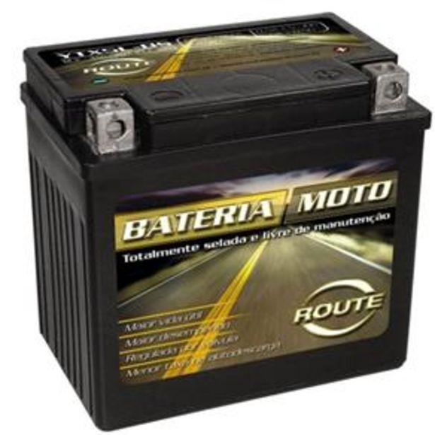 Oferta de Bateria Moto Ytx 12- Bs Citycom 300 I Nova por R$215